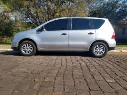 Nissan Livina SL, flex, completa, automatica