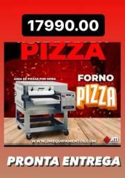 Forno Esteira pizza- Victor Pessoa