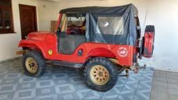 Torro jeep 1958