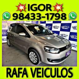 VW FOX 1.0 FLEX 2013 1 MIL DE ENTRADA FALAR COM IGOR