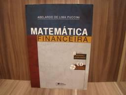 Livro: Matemática Financeira: (Objetiva e Aplicada) - Autor: Abelardo de Lima Puccini