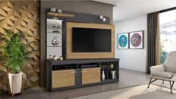 Título do anúncio: Home + Suporte de TV incluso para TV de 56' Brasil- Entrega Grátis e imediata p/ fortaleza