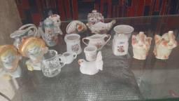 Lote porcelana
