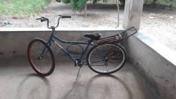 Título do anúncio: Bicicleta rebaixada monarck garupa com churrasqueira