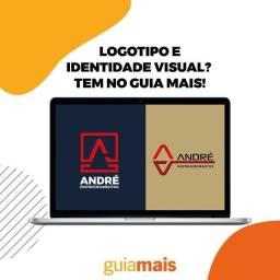 Título do anúncio: identidade visual com logomarca completo