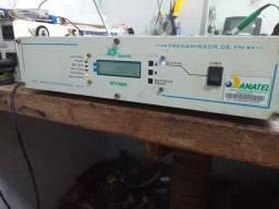 Transmissor para rádio comunitária montel 25w