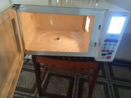 Vendo microondas brastemp ative! 30 litros com grill