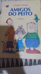 Livro Amigos do Peito