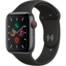 OPORTUNIDADE! Apple Watch Series 5 44mm Gps Space gray, impecável!