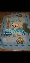 Título do anúncio: Cobertor menino