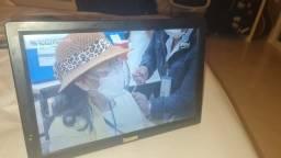 """Mini TV digital HD monitor de 14"""" TMT-1410"""