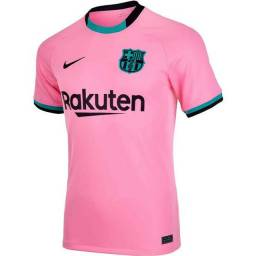 2 camisas do Barcelona Tam G originais