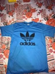 camisa da adidas azul 15$ tamanho M