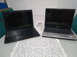 2 Notebook para tirar peças