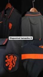 Título do anúncio: Camisa da Holanda