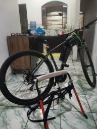 Bicicleta Caloi Aro 29 mais suporte