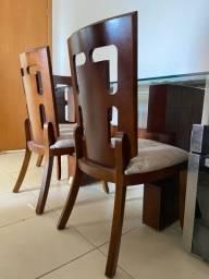 Título do anúncio: Mesa 5 cadeiras sob medida