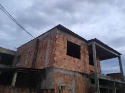 Casa ainda em construção