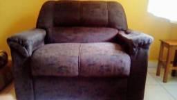 Título do anúncio: Vende-se sofá 2 lugares.