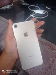 Título do anúncio: iPhone 7 32 gb contato Josy * também e zap