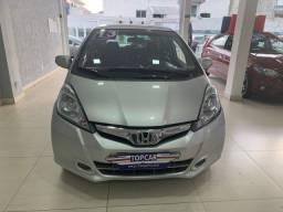 Título do anúncio: Honda Fit Exl Automático 2013 Prata