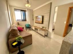 Ed. Studio Design. Apartamento com 1 dormitório para alugar, 40 m² por R$ 2.000/mês - Pont