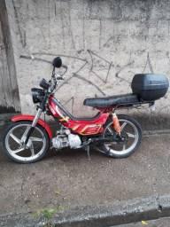Moto Shineray Motor 4Tempo
