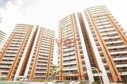 Título do anúncio: Apartamento com 3 dormitórios à venda, 98,23m² por R$ 878.478,71 - Guararapes - Fortaleza/