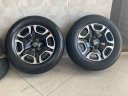 Vendo rodas originais Toyota 18  SRX 2022