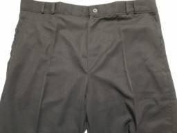 calça gabardine masculina