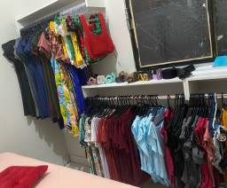 Título do anúncio: Mercadoria de roupas