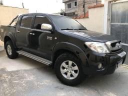 Título do anúncio: Toyota Hilux 2010