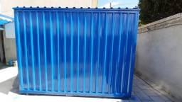 Container desmontável para deposito