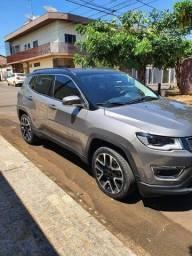 Jeep Compass Limited flex automático  2019/2019
