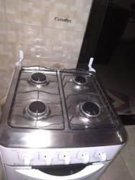 Vendo fogão  4 bocas Esmaltec