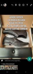 Vendo sapato da marca pegada novo