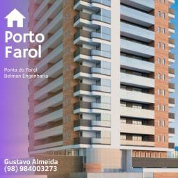 [67] Últimas Unidades Porto Farol - Apê Alto Padrão, Torre Única!