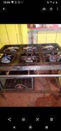 Vendo um fogão industrial