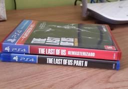 The Last of Us 1 e 2