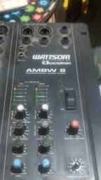 Mesa de som wattsom amw 8