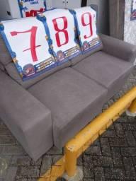 Sofa reclináveis e retrátil 789,00 a vista