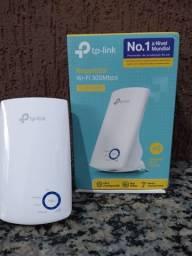 Repetidor de wi-fi Tp-link 300 Mbps