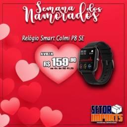 Relógio Smart  Colmi P8 Semana dos namorados