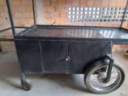 Vendo carrinho de ambulante por R$:1.500
