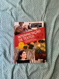 Livro de interpretação de textos William Cereja