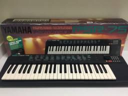 Teclado psr 75 Yamaha