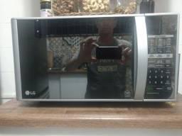 Microondas espelhado LG 220v - 60 Hz
