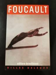 Livro Foucault de Gilles Deleuze