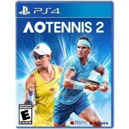 AO Tennis 2 - Playstation 4 - Jogo para PS4