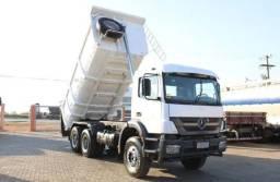 Título do anúncio: Caminhão MB 3131 6×4 Caçamba Basculante